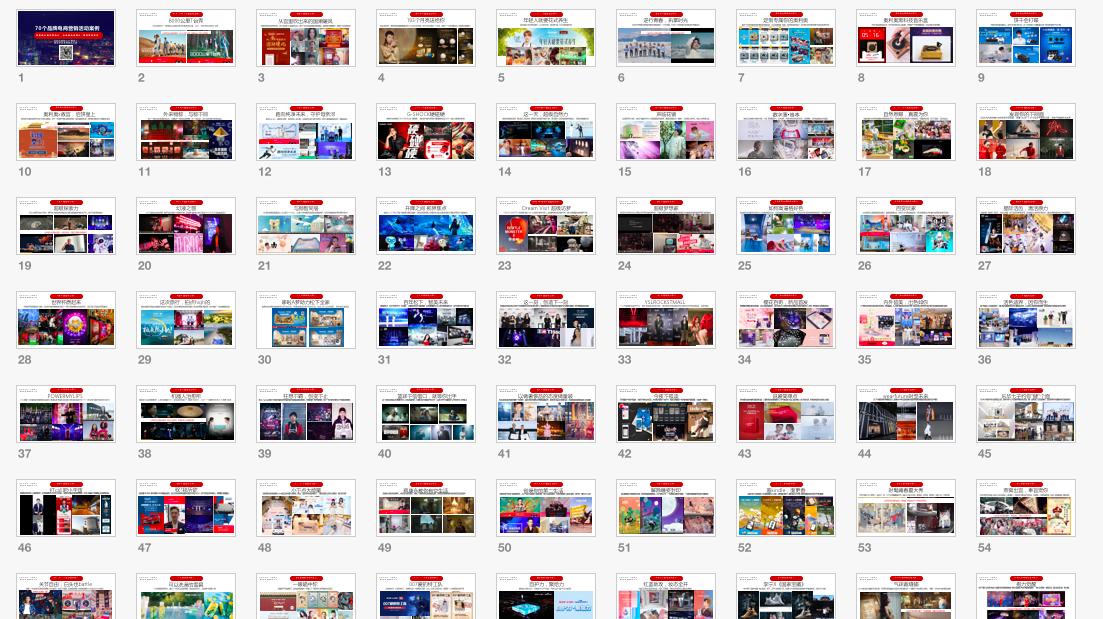 【私享干货】我整理了70个品牌电商营销实战案例